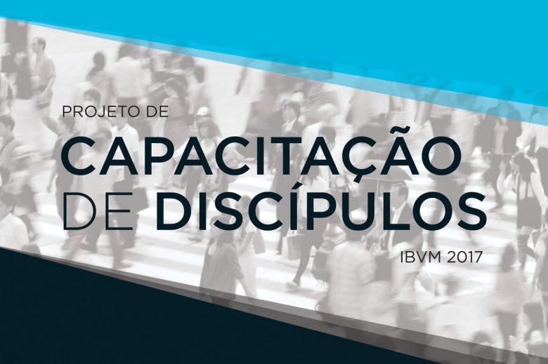 Projeto de Capacitação de Discípulos