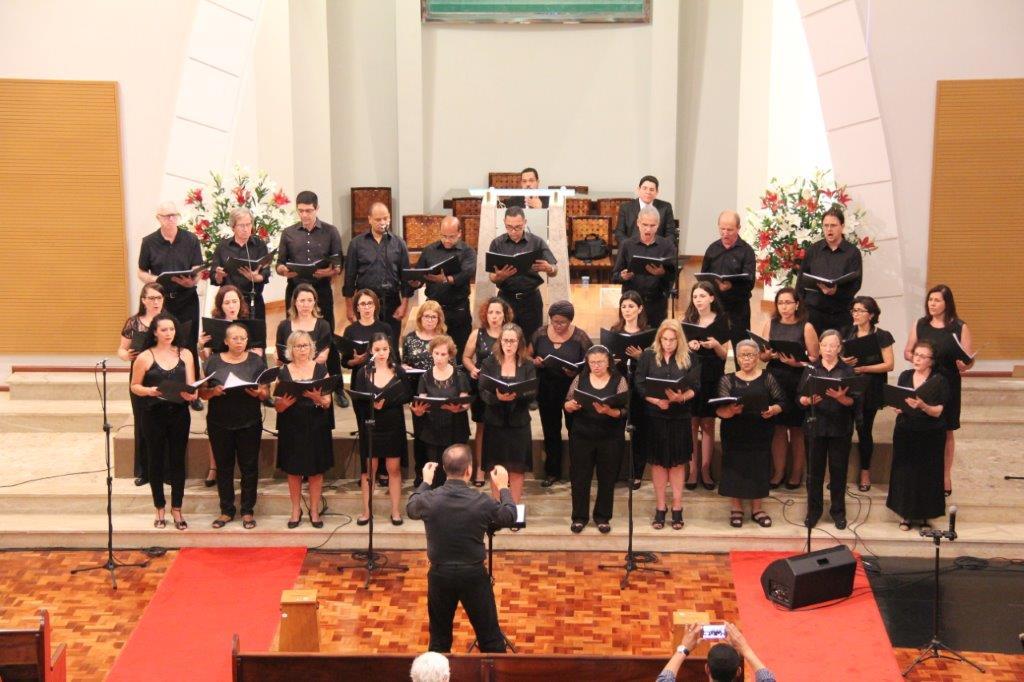 IBVM 90 Anos – Ministério de Música