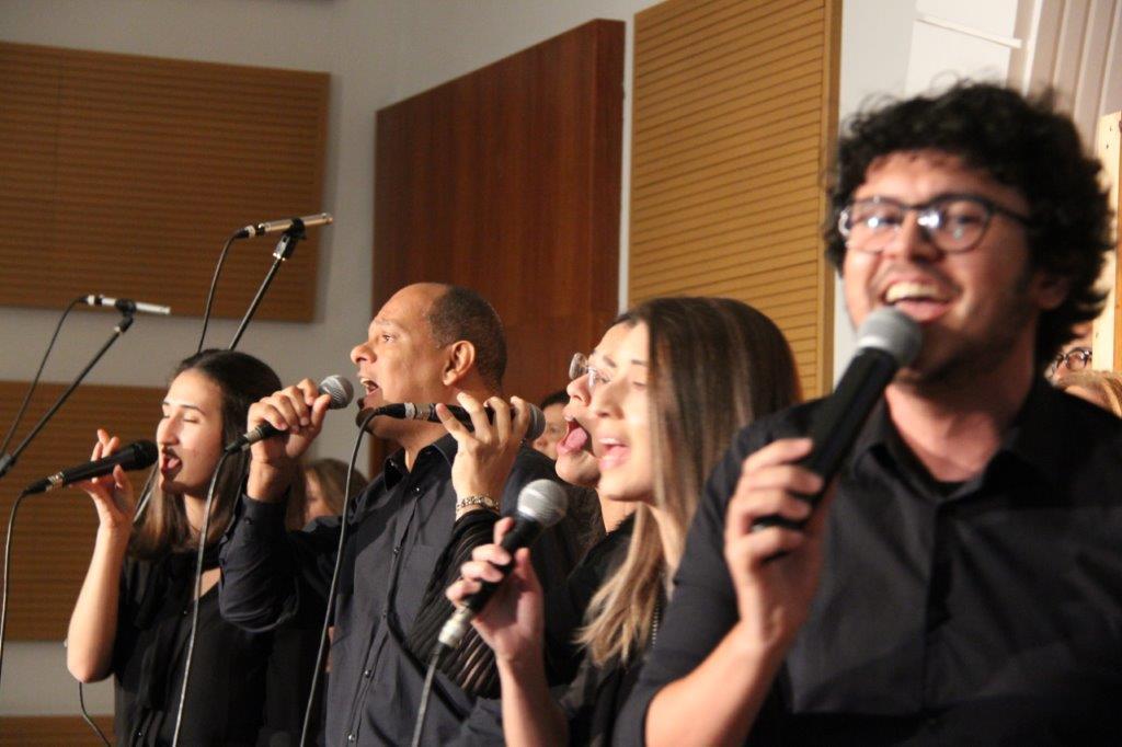 """Cantata """"Nossa História"""""""